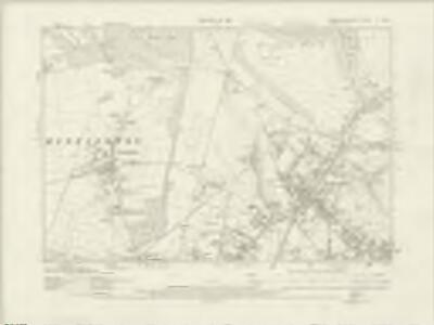 Staffordshire LI.NW - OS Six-Inch Map