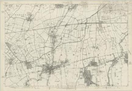 Berkshire XIII - OS Six-Inch Map