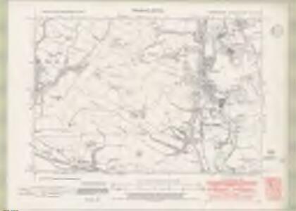 Dunbartonshire Sheet n XVIII.SW - OS 6 Inch map