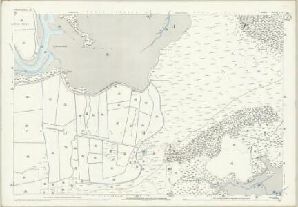 Dorset L.6 (includes: Arne; Wareham St Martin) - 25 Inch Map