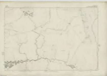 Perthshire, Sheet XXV - OS 6 Inch map