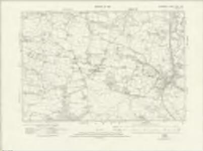 Glamorgan XXIII.NW - OS Six-Inch Map