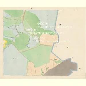 Czegkowitz - c0823-1-008 - Kaiserpflichtexemplar der Landkarten des stabilen Katasters