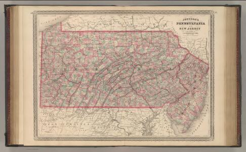 Pennsylvania and New Jersey.