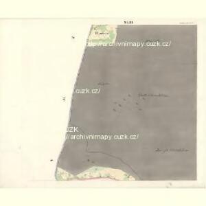 Ostrawitz - m2189-1-039 - Kaiserpflichtexemplar der Landkarten des stabilen Katasters