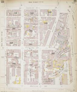 Insurance Plan of Sheffield (1896): sheet 23