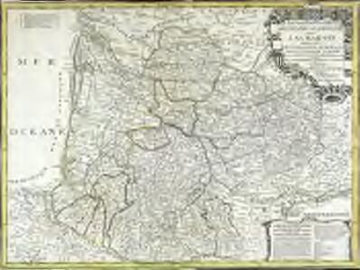 Le gouvernement general de Guienne et Gascogne