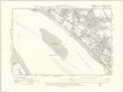Cheshire XIV.SW - OS Six-Inch Map