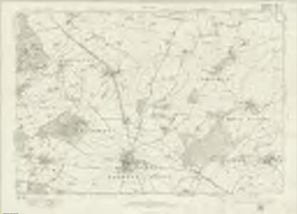 Gloucestershire XV - OS Six-Inch Map