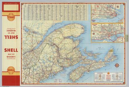 Shell Maritime Provinces.