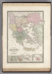 Grece Ancienne, Macedoine, Thrace.