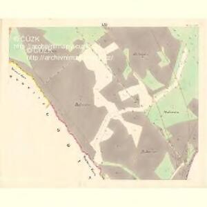 Wrazow (Wracow) - m3464-1-019 - Kaiserpflichtexemplar der Landkarten des stabilen Katasters