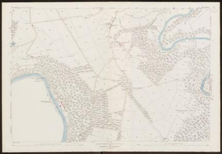Devon CXI.3 (includes: Calstock; Tavistock Hamlets; Whitchurch) - 25 Inch Map