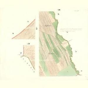 Niwnitz - m2006-1-012 - Kaiserpflichtexemplar der Landkarten des stabilen Katasters