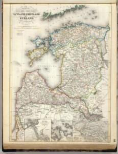 Ost-See Provinzen.
