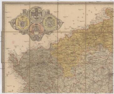 [Církevní mapa Království českého]