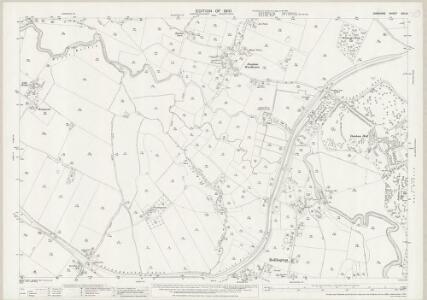 Cheshire XVII.8 (includes: Agden; Bollington; Dunham Massey; Lymm; Warburton) - 25 Inch Map