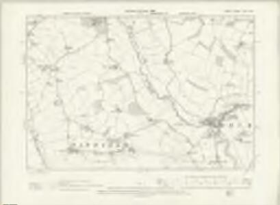 Essex XXV.NW - OS Six-Inch Map
