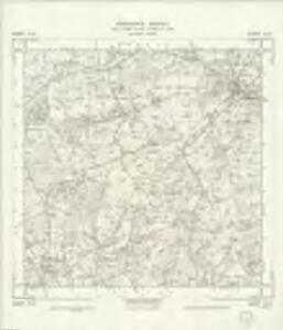 TQ33 - OS 1:25,000 Provisional Series Map