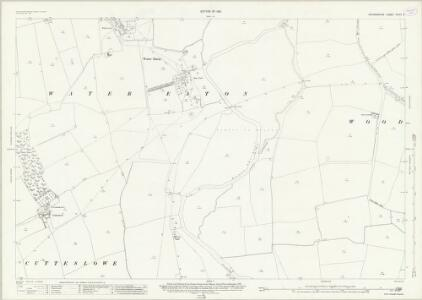 Oxfordshire XXXIII.3 (includes: Elsfield; Gosford and Water Eaton; Oxford; Woodeaton) - 25 Inch Map