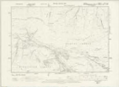 Durham XVI.SW - OS Six-Inch Map