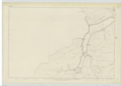 Selkirkshire, Sheet XIII - OS 6 Inch map