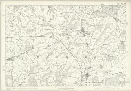 Sussex XXX - OS Six-Inch Map