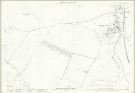 Wiltshire XLVIII.3 (includes: Collingbourne Ducis; Collingbourne Kingston; Everleigh) - 25 Inch Map
