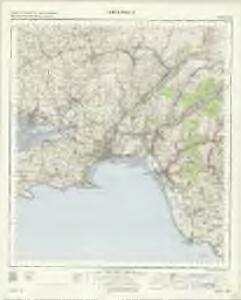 Swansea - OS One-Inch Map