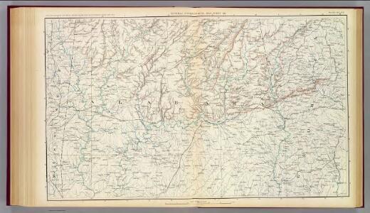 Gen. map XIII.