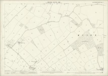 Hertfordshire XXXVIII.3 (includes: Bovingdon; Hemel Hempstead; Kings Langley) - 25 Inch Map