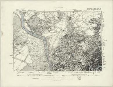 Gloucestershire LIV.NW - OS Six-Inch Map