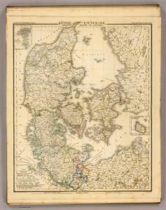Daenemark, Schleswig-Holstein u. Lauenburg.