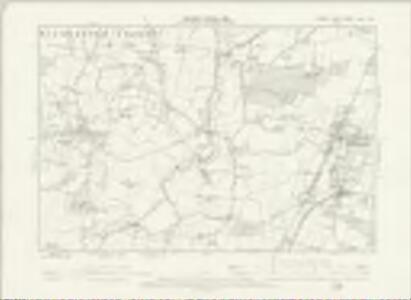 Sussex XXIII.NE - OS Six-Inch Map