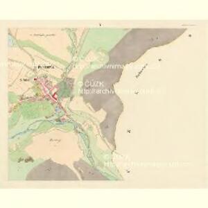 Kolinetz (Kolinec) - c3284-1-004 - Kaiserpflichtexemplar der Landkarten des stabilen Katasters