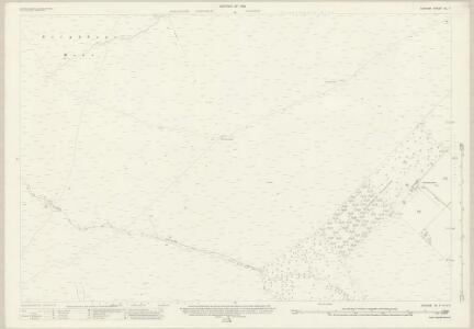 Durham XL.7 (includes: Eggleston; South Bedburn; Woodland) - 25 Inch Map