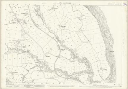Yorkshire LXII.7 (includes: Cloughton; Staintondale) - 25 Inch Map