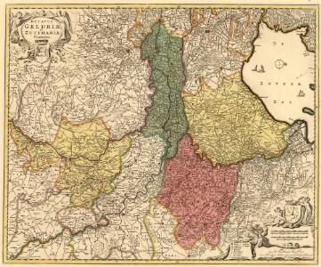 Ducatus Geldriae et Zutphaniae Comitatus
