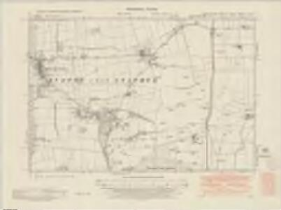 Lincolnshire X.NE - OS Six-Inch Map