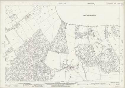 Buckinghamshire XLVIII.12 (includes: Denham; Gerrards Cross; Rickmansworth Urban) - 25 Inch Map