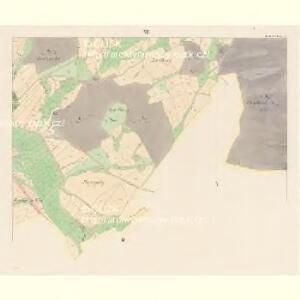Mecholub (Měcholuby) - c4582-1-006 - Kaiserpflichtexemplar der Landkarten des stabilen Katasters