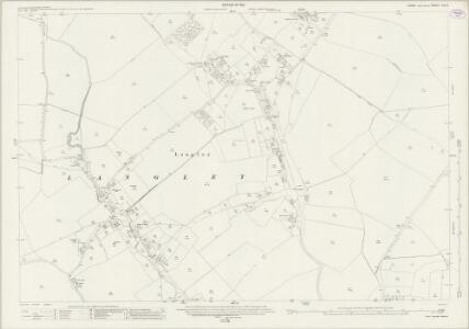 Essex (New Series 1913-) n XII.8 (includes: Elmdon; Langley; Wendon Lofts) - 25 Inch Map