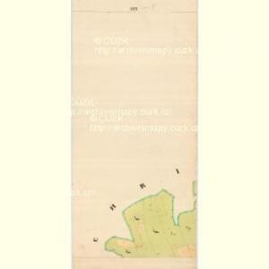 Krzizowitz - c3672-1-011 - Kaiserpflichtexemplar der Landkarten des stabilen Katasters