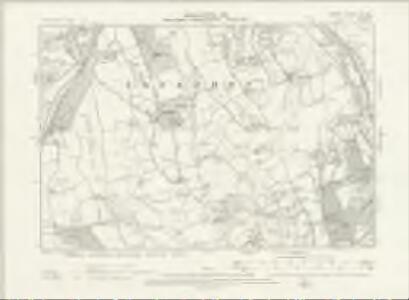 Surrey XX.SW - OS Six-Inch Map