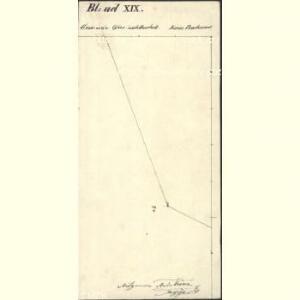 Lichtbuchet Ober - c2161-1-033 - Kaiserpflichtexemplar der Landkarten des stabilen Katasters