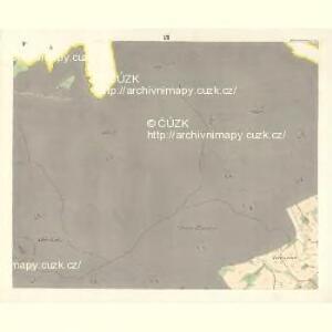 Reinochowitz - m2544-1-005 - Kaiserpflichtexemplar der Landkarten des stabilen Katasters