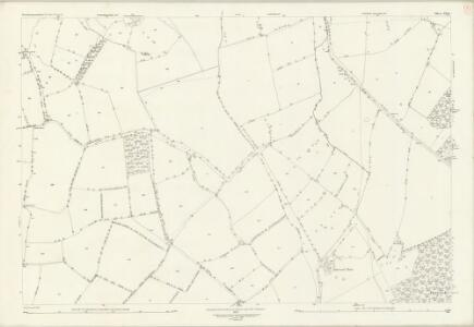 Northamptonshire LII.14 (includes: Ashton; Courteenhall; Hackleton; Quinton; Roade) - 25 Inch Map