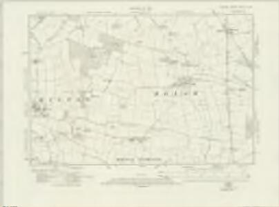 Durham XLVIII.NW - OS Six-Inch Map
