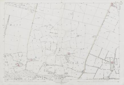 Somerset XI.7 (includes: Butcombe; Wrington) - 25 Inch Map