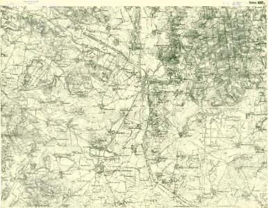III. vojenské mapování 4352/2
